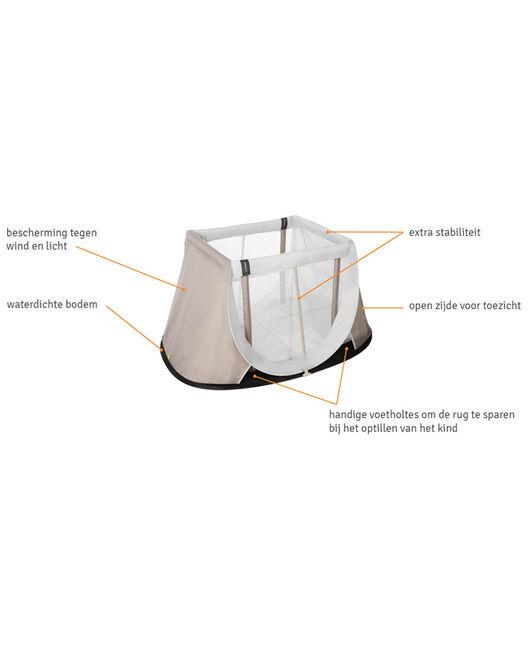 AeroMoov Instant reisbed - White Sand