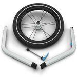 Thule fietskar Jogging Kit voor Chariot 2 - Silver