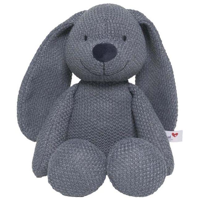 Prénatal knuffel Poppy grijs 40cm - Darkgrey