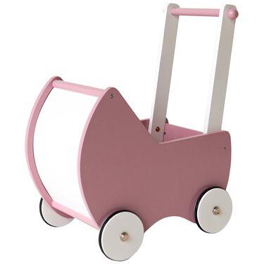 Prénatal poppenwagen hout -