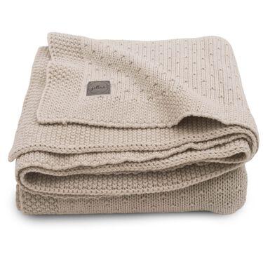Jollein ledikant deken bliss knit -