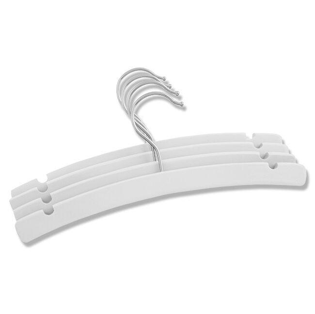 Prénatal kledinghanger hout 4 stuks - White