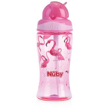 Nuby Flip-it rietjesbeker 18+ maanden -