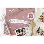 Maan mijn opgroeiboek - Pink
