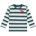 Prenatal peuter jongens t-shirt - Onbehandeld/Naturel