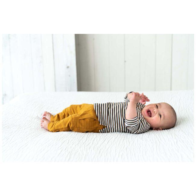 Prénatal baby jongensbroek - Dark Yellowshade