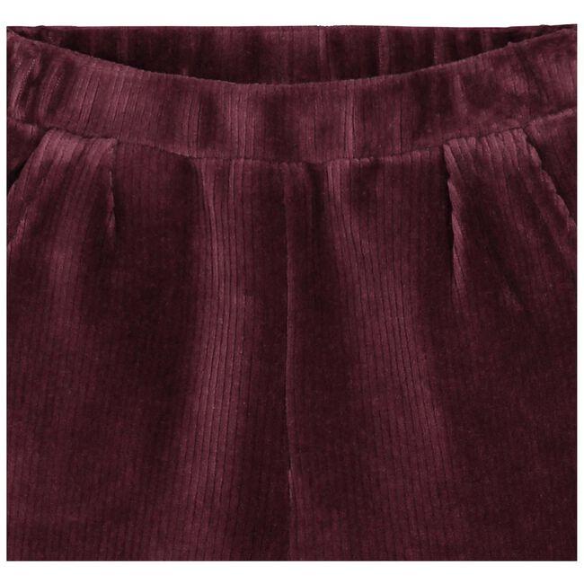 Prenatal baby meisjes broek - Dark Redshade
