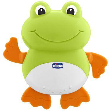 Chicco swimming frog badspeeltje -