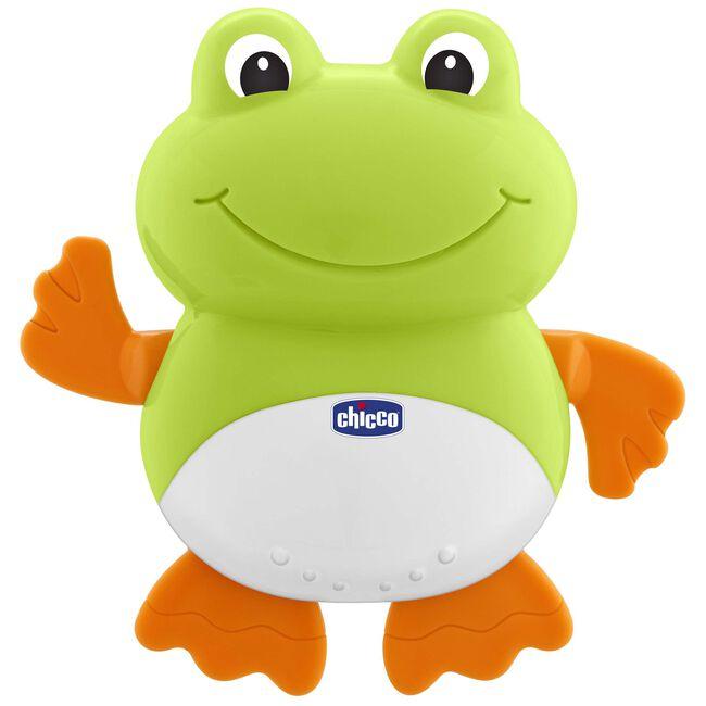 Chicco swimming frog badspeeltje - Multi