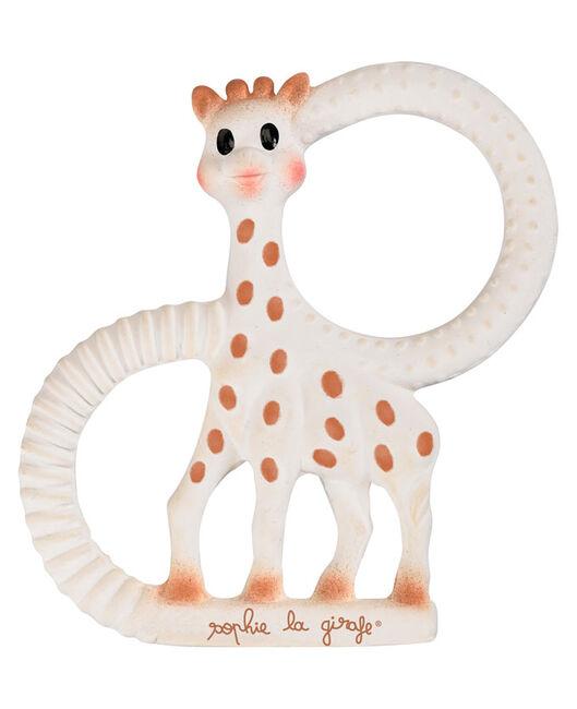 Sophie de Giraf So' Pure bijtring - Ecru