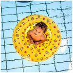 Swim Essentials zwemzitje circus - Yellow