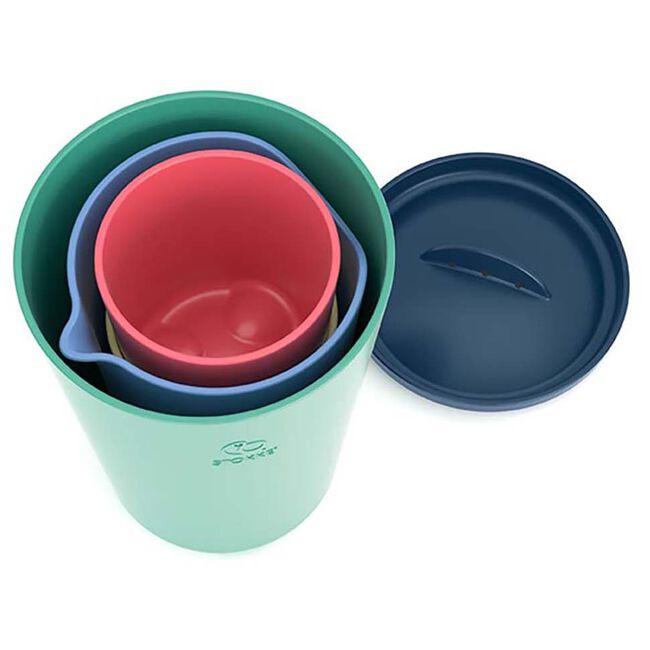 Stokke Flexibath toy cups - Multi