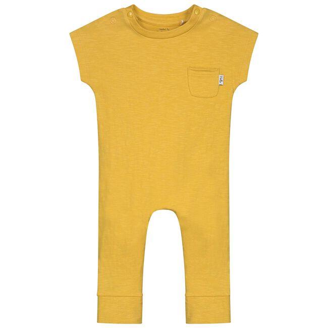 Prénatal newborn unisex 1-delig pakje geel -