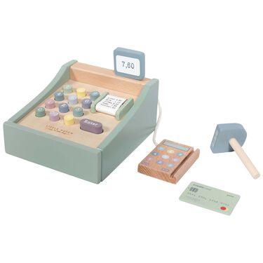 Little Dutch houten speelgoedkassa -