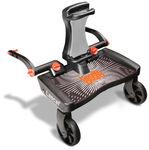 Lascal Saddle voor buggyboard Maxi - Grey