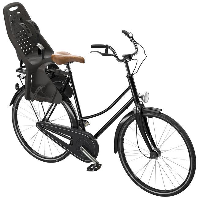 Thule Yepp fietsstoeltje Maxi - Black
