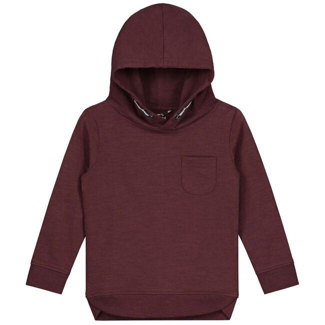 Prénatal peuter jongens sweater - Plum
