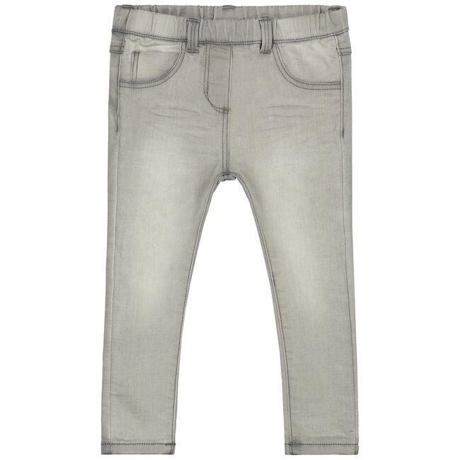 Prénatal peuter meisjes jeans Mila - Light Grey Denim