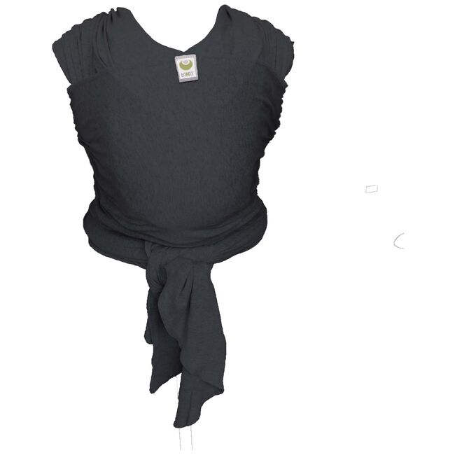 ByKay Stretchy Wrap Classic draagdoek - Antracite