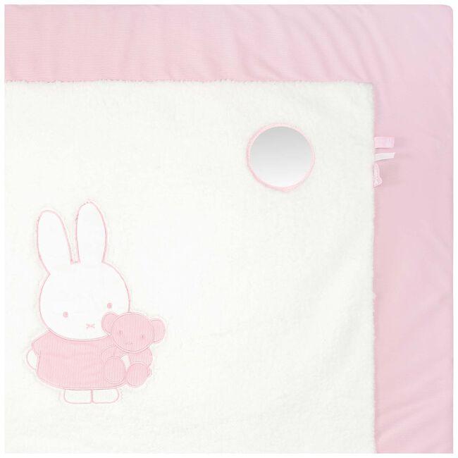 Prénatal boxkleed Nijntje roze rib - Geen Kleurcode