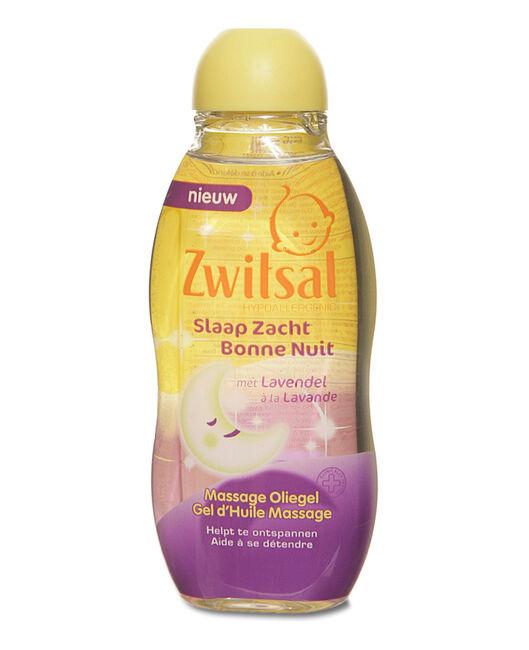 Zwitsal slaap zacht massage olie gel lavendel - Onbekend