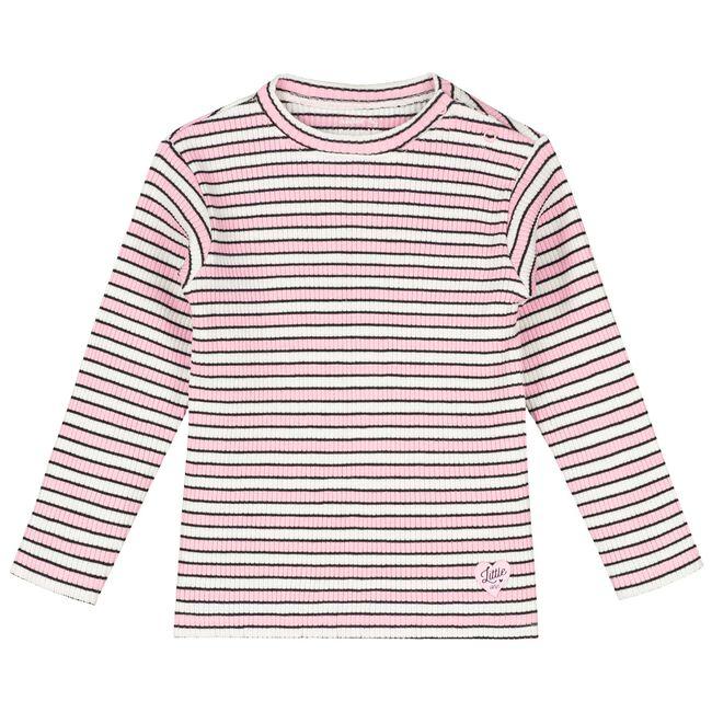 Prenatal peuter meisjes T-shirt - Black