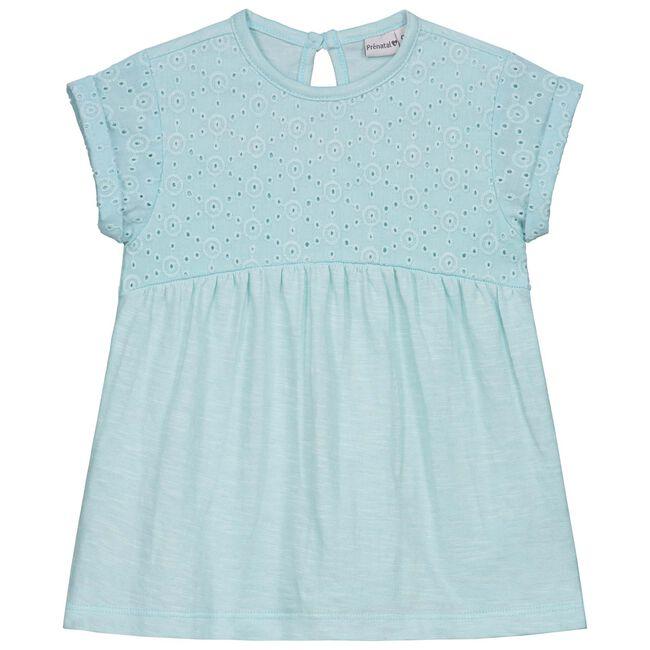 Prenatal peuter meisjes T-shirt - Light Azur Blue