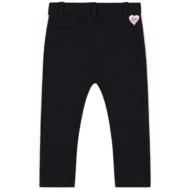 Prénatal peuter meisjes broek - Black