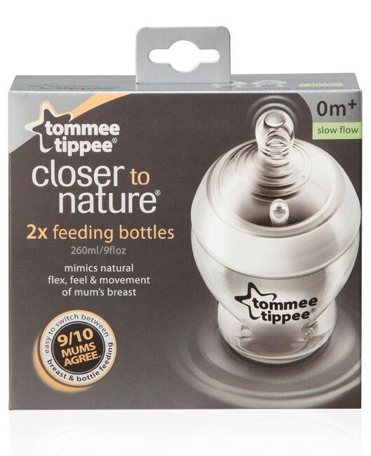 Tommee Tippee 2-pack fles 260 ml - Geen Kleurcode
