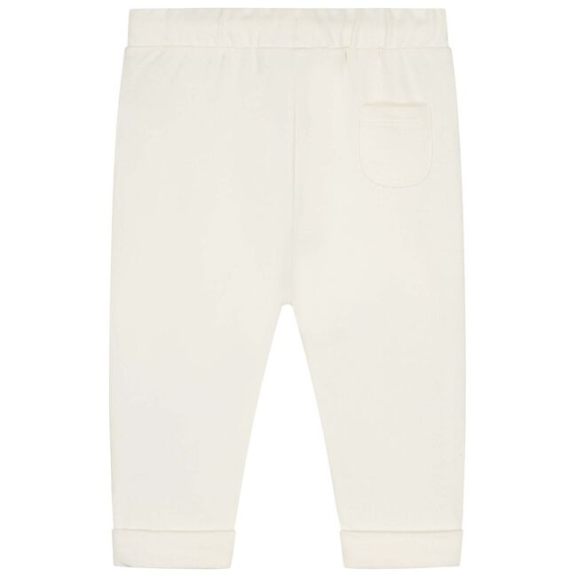 Prénatal newborn jongens broekje - Dark Off-White