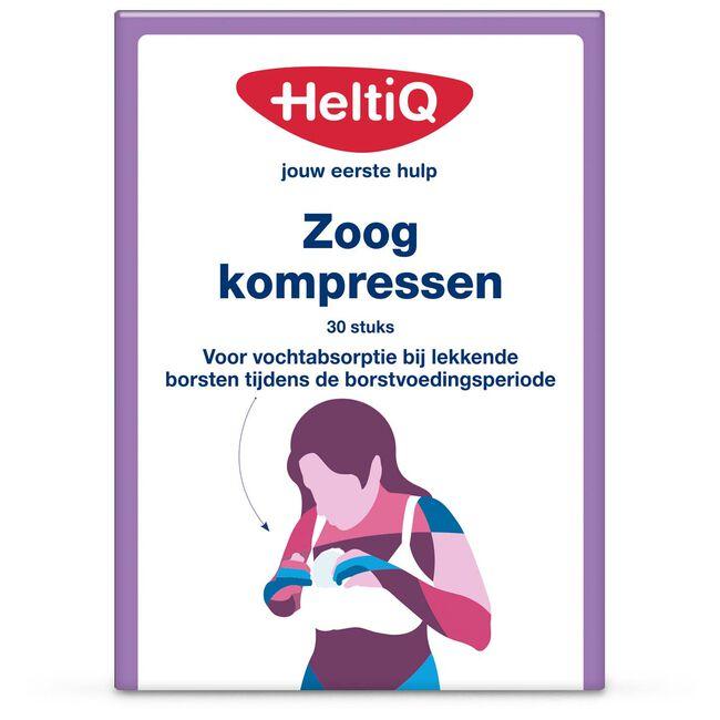 HeltiQ Zoogkompressen - Geen Kleurcode