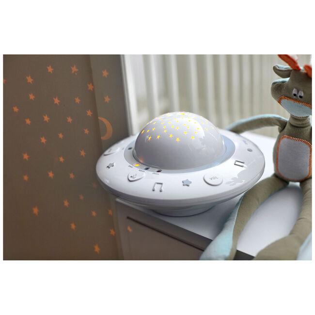 Alecto babyprojector BC-125 grijs - Lightgrey