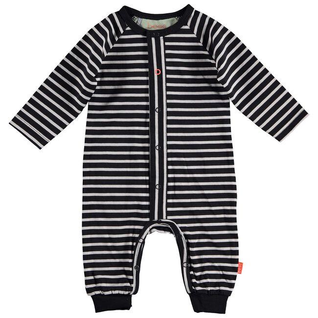Bess baby jongens ééndelig pak - Graphite Grey