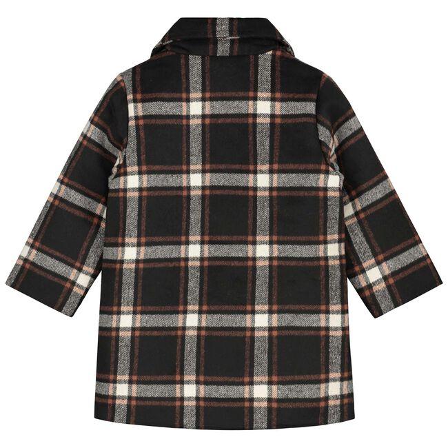 Prénatal peuter meisjes jas - Black