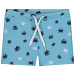 Prénatal jongens zwemboxer - Blue Shade