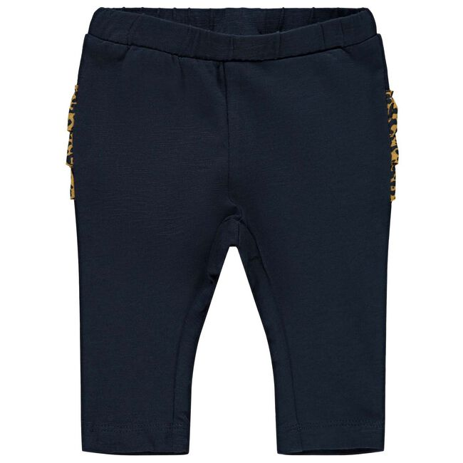 Name it baby meisjes legging - Dark Blue