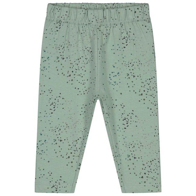 Prénatal baby pyjama - Light Mint Green