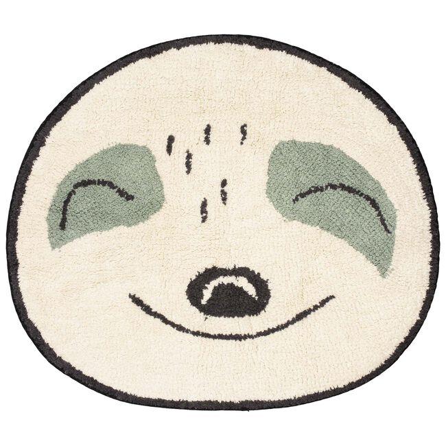 Prenatal vloerkleed luiaard -