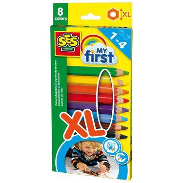 SES My First kleurpotloden -