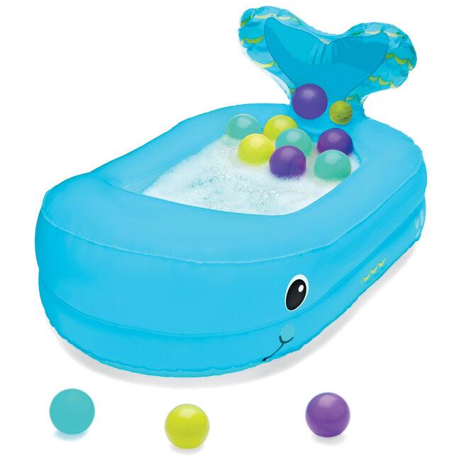 Infantino walvis ballenbad - Light Blue