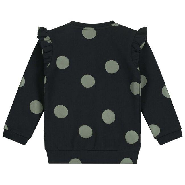 Prénatal peuter meisjes sweater - Black