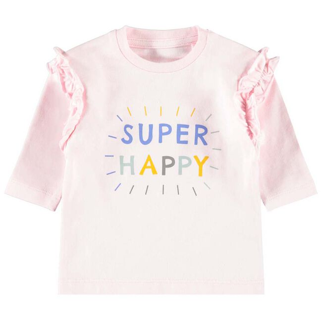 Name it baby meisjes T-shirt -
