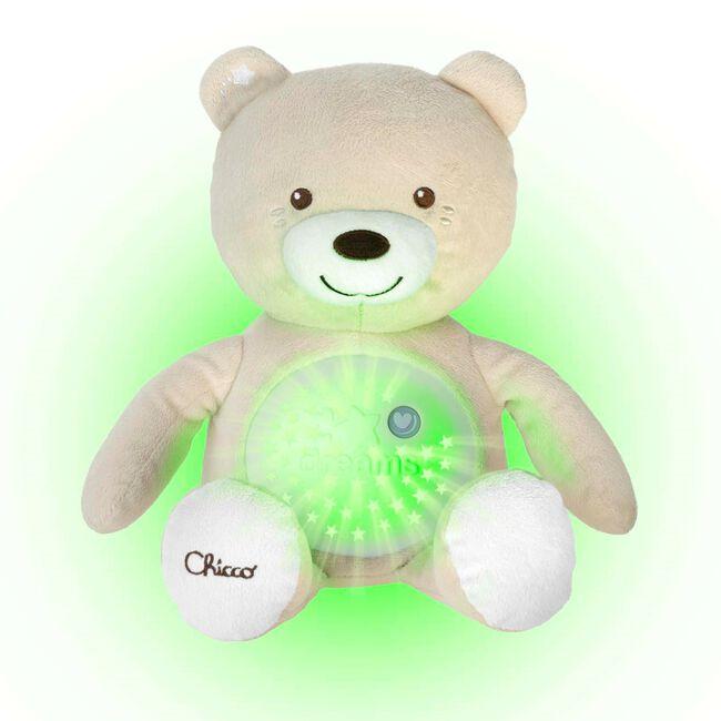 Chicco licht projector beer -
