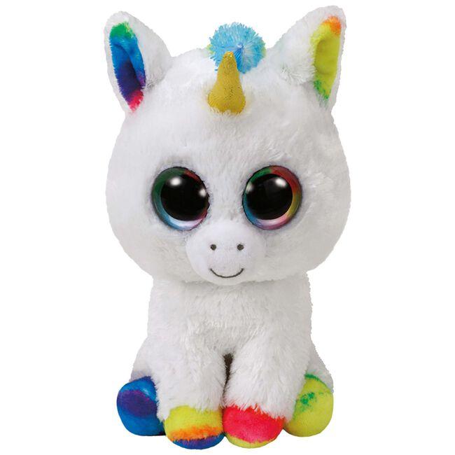 TY beanie buddy pixy unicorn 24cm - Multi