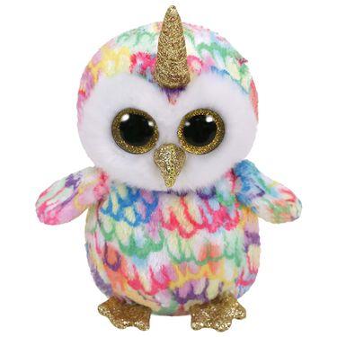 TY beanie boo's enchanted owl 15cm -
