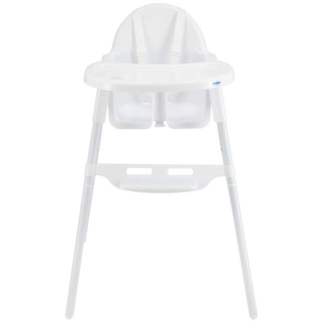 Bebe Style Classic 2-in-1 kinderstoel - White