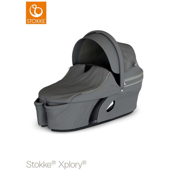 Stokke Xplory V6 reiswieg - Athleisure Green