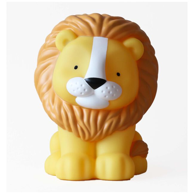 A Little Lovely Company nachtlampje leeuw -
