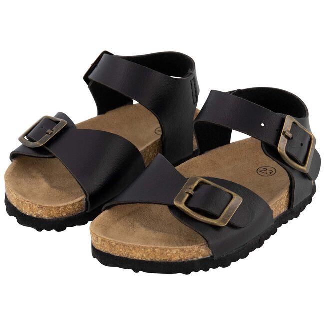 Prénatal peuter sandalen - Black