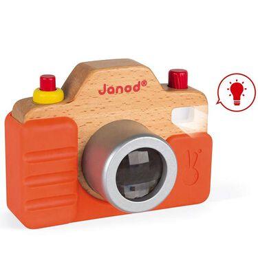 Janod camera met geluid -